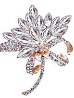 Dámské Brože Módní Slitina Stříbrná Šperky Pro Svatební Párty Zvláštní příležitosti Halloween Denní Ležérní