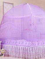 Mongolian Princess of The Mosquito Bed Open Double Door Open