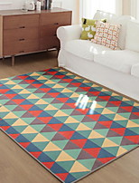 Casual Polyester Area Rugs(70*140cm)