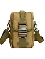 12 L Походные рюкзаки Отдыхитуризм Охота На открытом воздухе Пригодно для носки Коричневый Рубашечная ткань