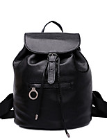 Women Cowhide Formal Sports Casual Event/Party Office & Career Shopping Outdoor Backpack All Seasons