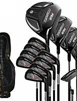 Гольф-клюшки для гольфа наборы из черного золота для мужчин