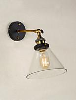 Ac 85-265 60 e27 moderne / contemporain traditionnel / classique rustique / lodge vintage électroplaté pour led, downlight mur sconceswall