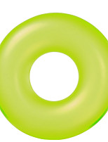 Donut Pool Float Outdoor Fun & Sports Circular PVC 5 to 7 Years 8 to 13 Years 14 Years & Up Random Color
