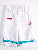 Girls' Casual/Daily Solid Pants-Cotton Summer