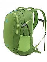 35 L Backpack Hiking & Backpacking Pack Multifunctional Yellow Green Gray Black Blue Others