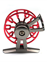 Fishing Reel Fly Reels 1:1 3 Ball Bearings Exchangable General Fishing-HF50