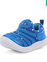 Girls' Sneakers Spring Fall Comfort Tulle Outdoor Casual Flat Heel Lace-up Walking