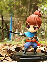 Figures Animé Action Inspiré par LOL Blue Rose PVC 15 CM Jouets modèle Jouets DIY