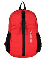 Backpack Hiking & Backpacking Pack Compact Multifunctional Green Red Gray Black Blue Purple Orange Others