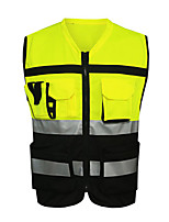 Motorcycle Riding Clothes Breathable perspiration safety reflective clothing one size unisex