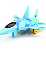 Planes & Helicopter Toys Car Toys 1:80 Plastic Blue Yellow Model & Building Toy