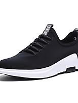 Men's Loafers & Slip-Ons Spring Summer Fall Winter Comfort Light Soles Fabric Outdoor Athletic Casual Flat Heel Running