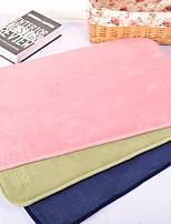 кошка кровать собаки кровать любимчика циновка твердый зеленый синий розовый