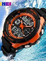 SKMEI® Men's Waterproof Multi-function Electronic Watch Boy Student Sports Outdoor Watch (more colors) Cool Watch Unique Watch