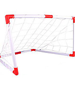 Soccer Nets 1 Piece Portable Soccer Goal includes Pump and Soccer Ball
