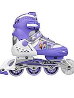 Kinder Inline-SkatesBlau/Weiß/Rosa