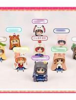 Figuras de Ação Anime Inspirado por Amar viver Fantasias PVC 8 CM modelo Brinquedos Boneca de Brinquedo