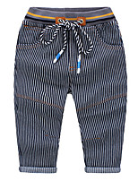 Boys' Casual/Daily Solid Pants-Cotton Fall