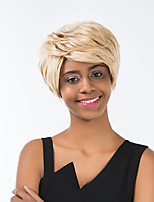 New Style Mixed Color Short Hair Graceful Human Hair