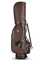 сумка для гольфа Британский стиль для мужчин тройники наборы для гольфа для гольфа долговечны Wateproof о.е.