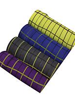 Sexy A Carreaux Boxers-Coton Polyester