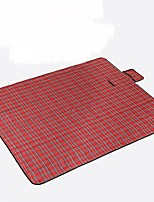 Moistureproof/Moisture Permeability Camping Pad Red Hiking Camping Traveling