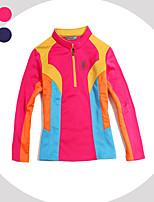 pour Camping & Randonnée Course Unisexe Respirable Faciliter l'habillage Professionnel Des sports Polyester Térylène