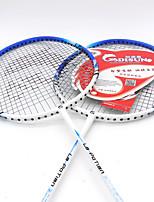 Raquettes de Badminton Durable Fibre de carbone 1 Pièce pour Intérieur Extérieur Utilisation Exercice Sport de détente-#