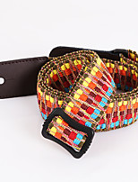 Colorful Cartoon Strap Yukari Mid-Tail Strap Ukulele Little Guitar Strap