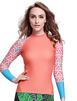 Amazon Sell Through The Wholesale Female Women Long - Sleeved Swimsuit Large - Scale Outdoor Diving Suits Sun - Surfing Jellyfish Clothes