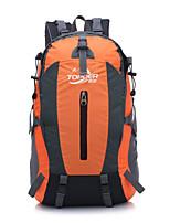 50 L sac à dos Camping & Randonnée Voyage ExtérieurEtanche Séchage rapide Zip étanche Résistant à la poussière Résistant à l'humidité
