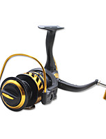 Fishing Reel Spinning Reels 5.2:1 13 Ball Bearings Right-handed General Fishing-ZF4000
