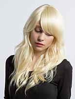Maysu cheveux beige éthérés cheveux partiels perruques synthétiques belle femme cheveux