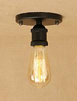 Lampe suspendue ,  Rétro Rustique Peintures Fonctionnalité for Style mini Designers MétalSalle de séjour Chambre à coucher Salle à manger