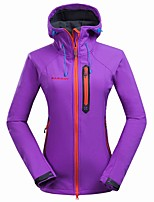 Women's Camping / Hiking Hunting Climbing Backcountry Breathable Thermal / Warm Spring Summer Fall/AutumnWhite Green Gray Black Light