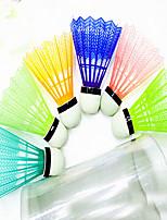 Бадминтон Воланы Водонепроницаемый Износоустойчивость для На открытом воздухе Выступление Активный отдых Пластик Other
