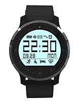 1.1inch mtk2502 умные часы водонепроницаемый IP67 пульсометр шагомер Colck часы для Ios андроид смартфон