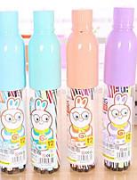 36 цвета акварели ручки канцелярского дрейф бутылка 36pcs