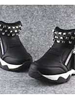 Men's Sneakers Spring Tiny Heels for Teens Cotton Casual Flat Heel Walking