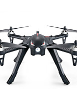 Dron MJX 6 Canales 6 Ejes 2.4G - Quadccótero de radiocontrol  Al Revés VueloQuadcopter RC Mando A Distancia 1 Batería Por Dron Cable USB