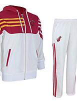 Ensemble de Vêtements/Tenus(Rouge) -Basket-ball-Manches longues-Unisexe