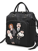 Women PU Canvas Formal Casual Outdoor Office & Career Shopping Backpack All Seasons