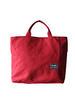 Mujer Lienzo Exterior Tote
