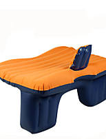 Car Mattress air bed Double(150*80*40cm)Oxford with Air Pump Safety fender For Kids