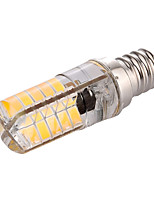 1Pcs YWXLight® E12 3W 40LED 5730SMD 200-300LM Warm White Cool White LED Silica Gel Lamp AC 110V/AC 220V