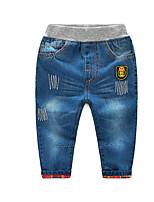 Pantalons Garçon Décontracté / Quotidien Imprimé Printemps Automne