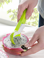 1Pcs  Ice Cream Ball Spoon Scoops Digging Fruit Watermelon Ice Cream Ball Stacks Kitchen Accessories Gadgets Random Color
