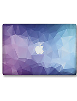 1 pièce Anti-Rayures 3D En Plastique Transparent Décalcomanie Glow in the Dark Motif PourMacBook Pro 15'' with Retina MacBook Pro 15 ''