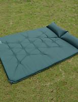 Feuchtigkeitsundurchlässig Aufgeblasene Matte Camping Polster Grün Blau Wandern Camping